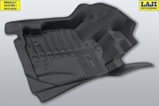 5D коврики в салон Renault Duster 2010-2020 2
