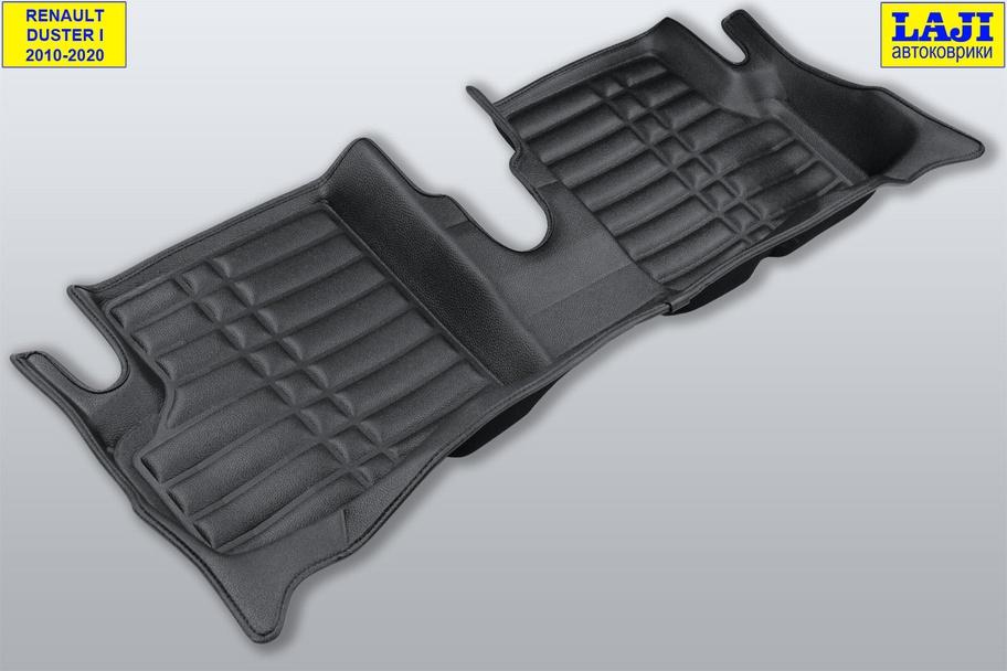 5D коврики в салон Renault Duster 2010-2020 9