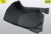5D коврики в салон Renault Sandero Stepway 2 2014-н.в. 4
