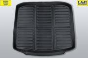 3D коврик в багажник Skoda Karoq 2020-н.в. 1