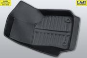 5D коврики в салон Skoda Octavia A7 2013-2020 4