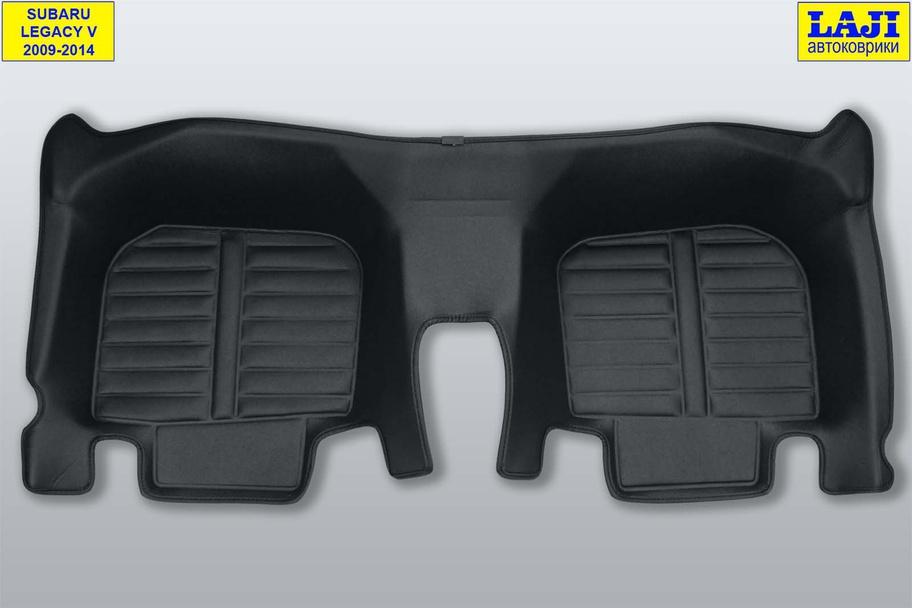 5D коврики в салон Subaru Legacy 5 2009-2014 9