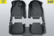 5D коврики в салон Subaru Legacy VI 2014-н.в. 1