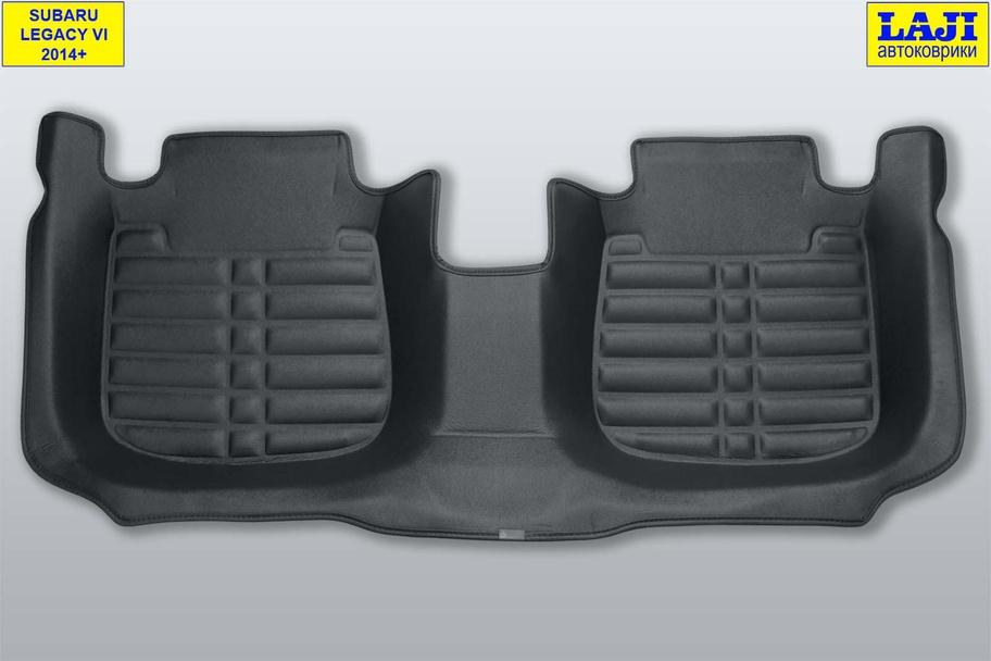 5D коврики в салон Subaru Legacy VI 2014-н.в. 10