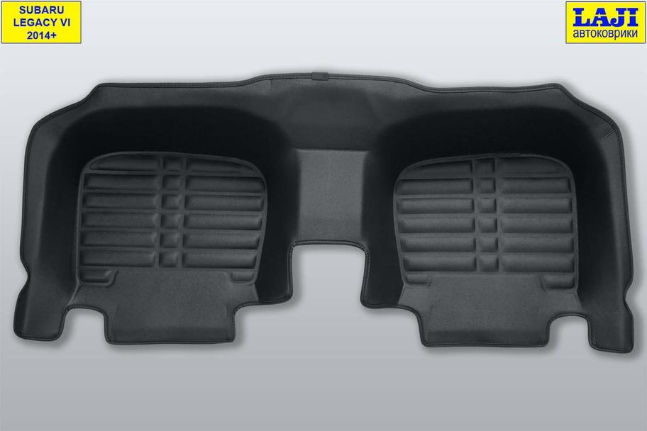 5D коврики в салон Subaru Legacy VI 2014-н.в. 9