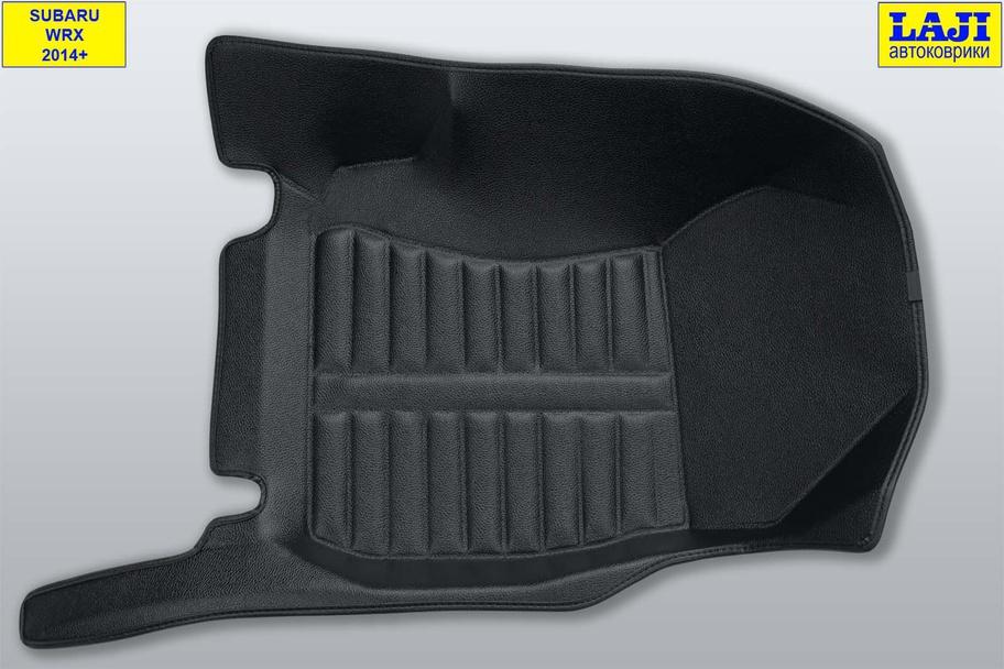 5D коврики в салон Subaru WRX 2014-н.в. 4