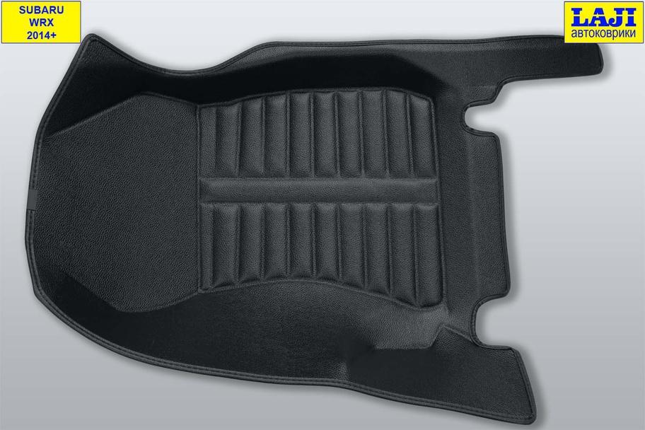 5D коврики в салон Subaru WRX 2014-н.в. 5