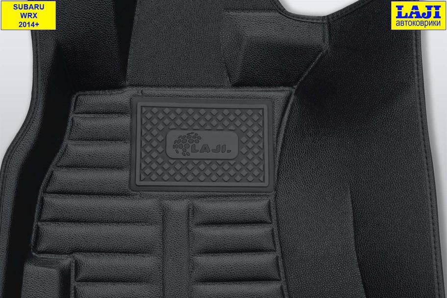 5D коврики в салон Subaru WRX 2014-н.в. 7