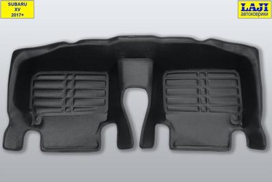 5D коврики в салон Subaru XV 2017-н.в. 9