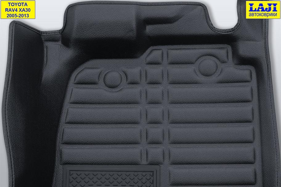5D коврики в салон Toyota RAV4 XA30 2005-2013 8