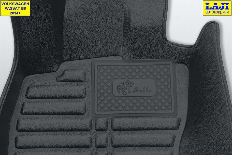 5D коврики в салон Volkswagen Passat B8 2014-н.в. 7