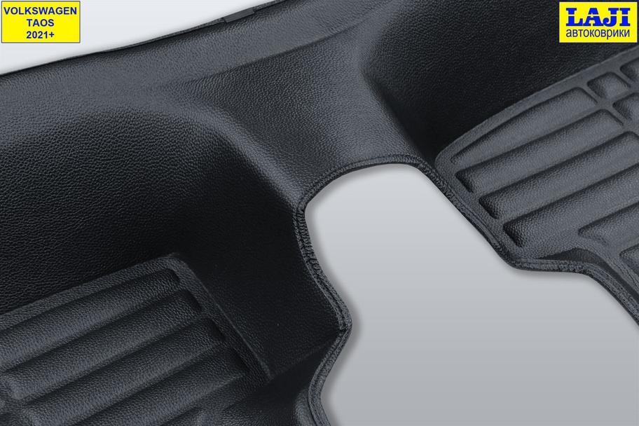 5D коврики в салон Volkswagen Taos 2021-н.в. 11