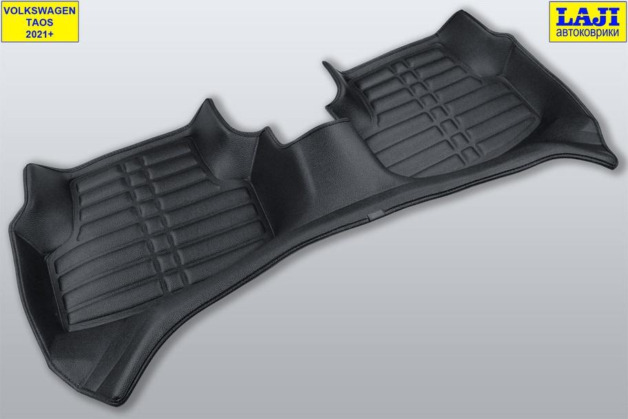 5D коврики в салон Volkswagen Taos 2021-н.в. 9