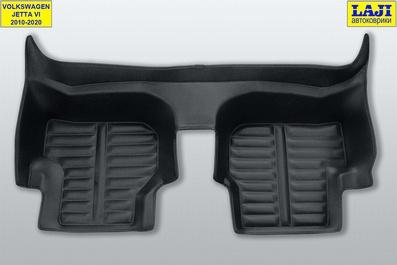 5D коврики в салон Volkswagen Jetta 6 2010-2020 9