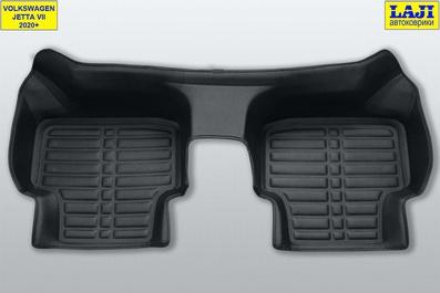 5D коврики в салон Volkswagen Jetta 7 2020-н.в. 9