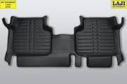 5D коврики в салон Volkswagen Teramont 7 мест 10