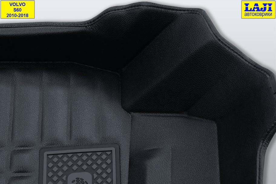 5D коврики в салон Volvo S60 II 2010-2018 6