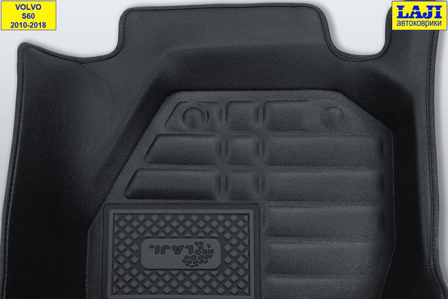 5D коврики в салон Volvo S60 II 2010-2018 8