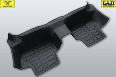 5D коврики в салон Volvo V60 I 2010-2018 10