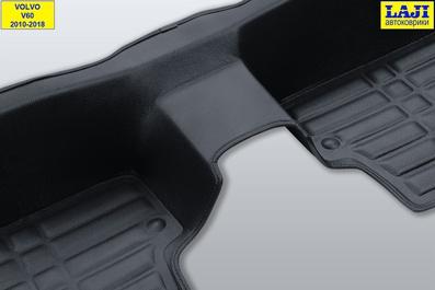 5D коврики в салон Volvo V60 I 2010-2018 11