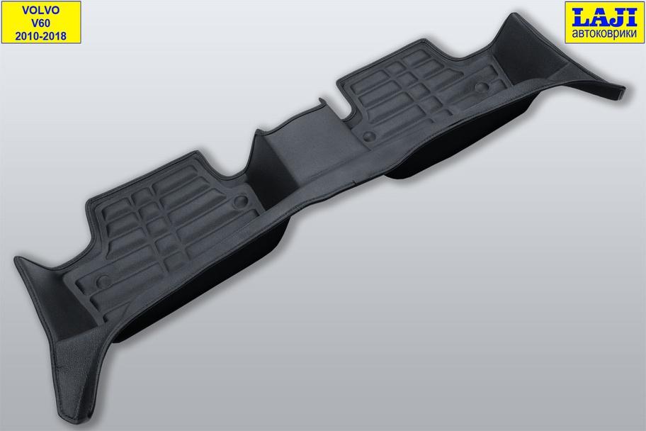 5D коврики в салон Volvo V60 I 2010-2018 9
