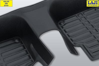 5D коврики в салон Volvo V90 II 2016-н.в. 11