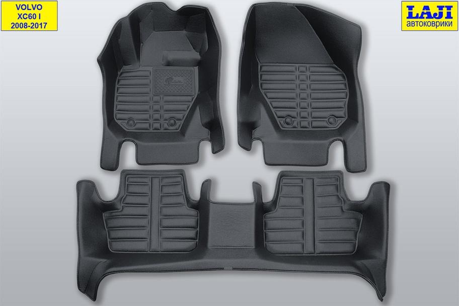 5D коврики в салон Volvo XC60 I 2008-2017 1