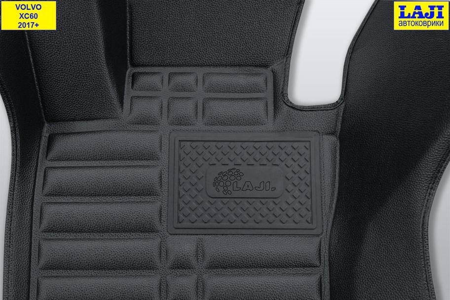 5D коврики в салон Volvo XC60 II 2017-н.в. 7