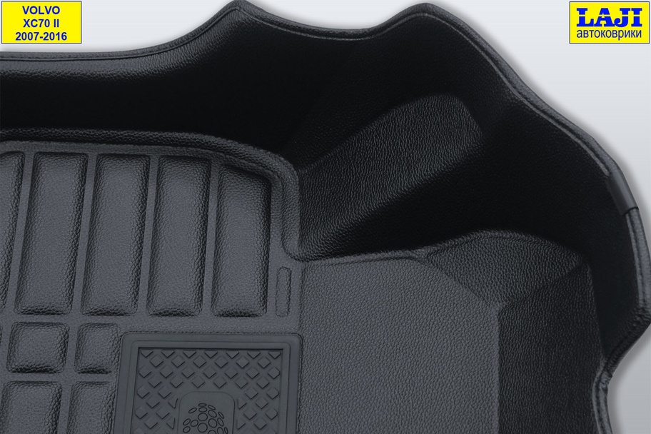 5D коврики в салон Volvo XC70 II 2007-2016 6