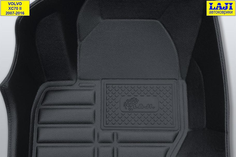 5D коврики в салон Volvo XC70 II 2007-2016 7