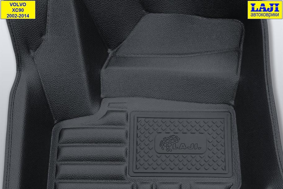 5D коврики в салон Volvo XC90 I 2002-2014 7