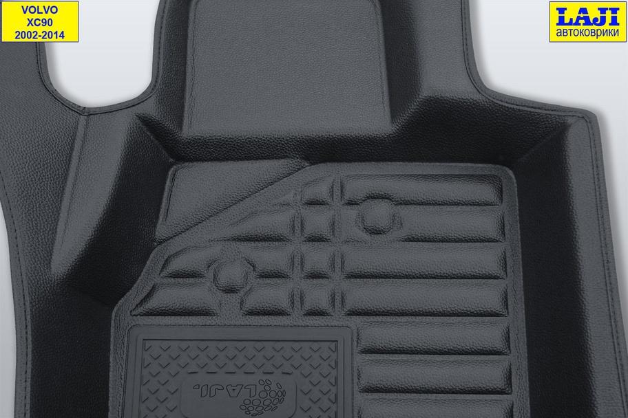 5D коврики в салон Volvo XC90 I 2002-2014 8