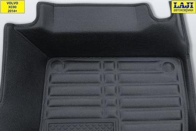 5D коврики в салон Volvo XC90 II 2014-н.в. 8