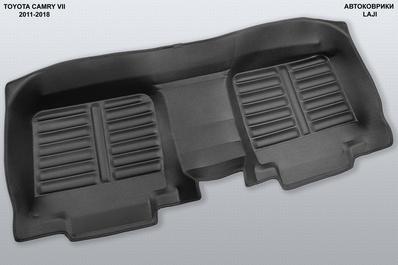 5D коврики в салон Toyota Camry XV50 2011-2018 6