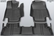 5D коврики в салон Toyota RAV4 XA50 2019-н.в. 1