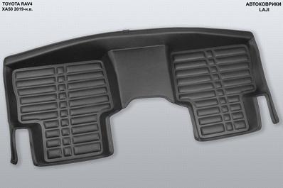 5D коврики в салон Toyota RAV4 XA50 2019-н.в. 6