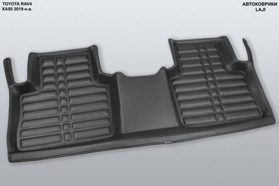 5D коврики в салон Toyota RAV4 XA50 2019-н.в. 7