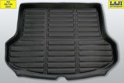 3D коврик в багажник Kia Seltos 2020-н.в. 1