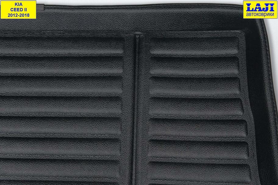 3D коврик в багажник Kia Ceed SW II 2012-2018 4