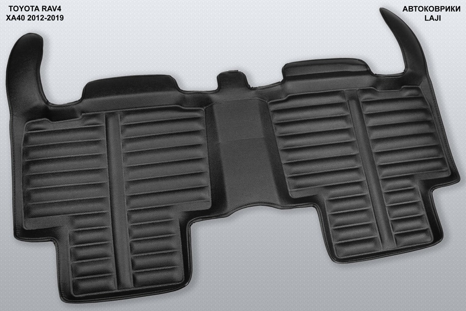 5D коврики в салон Toyota RAV4 CA40 2012-2019 6