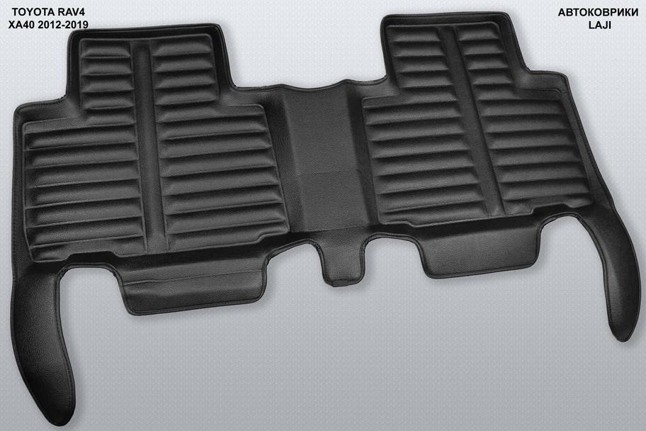 5D коврики в салон Toyota RAV4 CA40 2012-2019 7