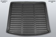 3D коврик в багажник Volkswagen Touareg 3 2018-н.в. 1