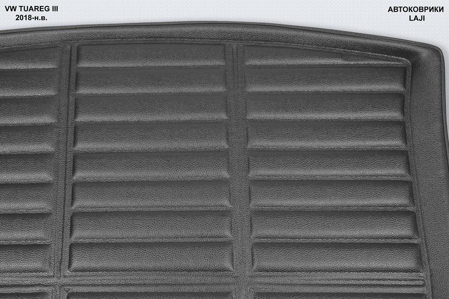 3D коврик в багажник Volkswagen Touareg 3 2018-н.в. 2
