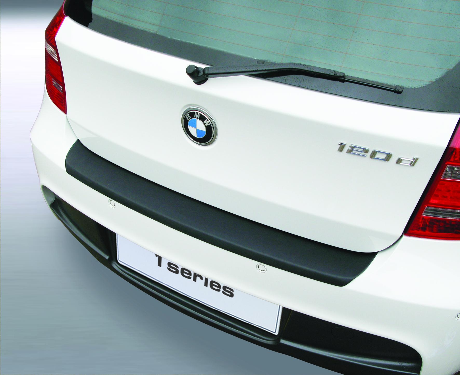 Накладка на задний бампер BMW 1 серии M Sport, 5-дв. хэтчбек, кузов E87, 2004-2011