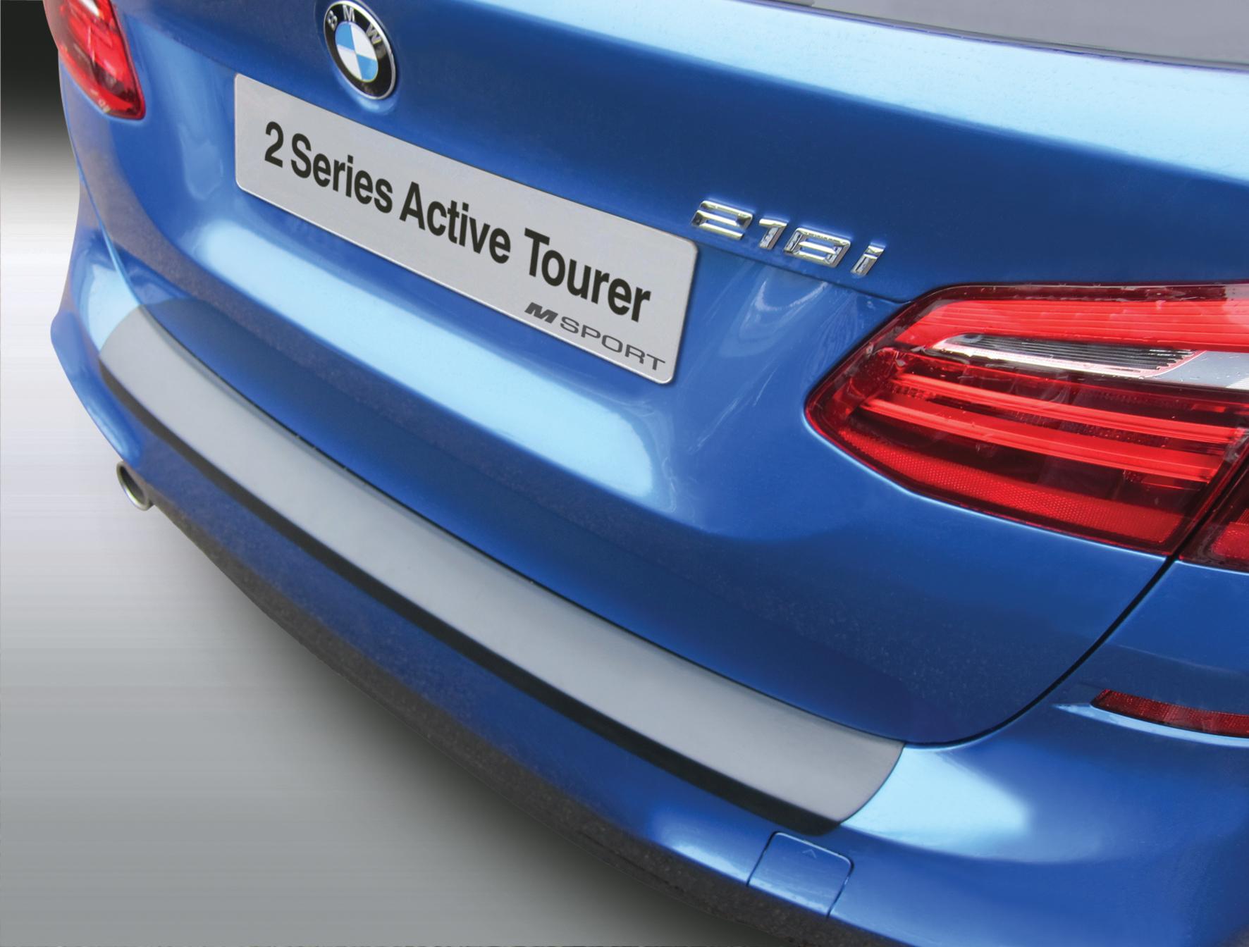 """Накладка заднего бампера BMW 2 сер. Active Tourer """"M"""", минивэн (F45), 2014-н.в."""