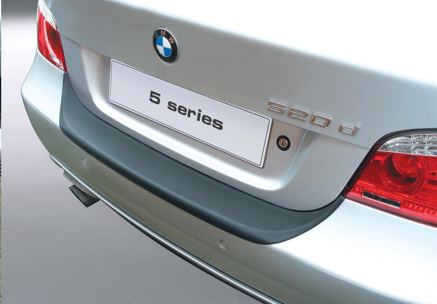 "Накладка на задний бампер BMW 5 серии ""M"", седан (E60), 2003-2010"