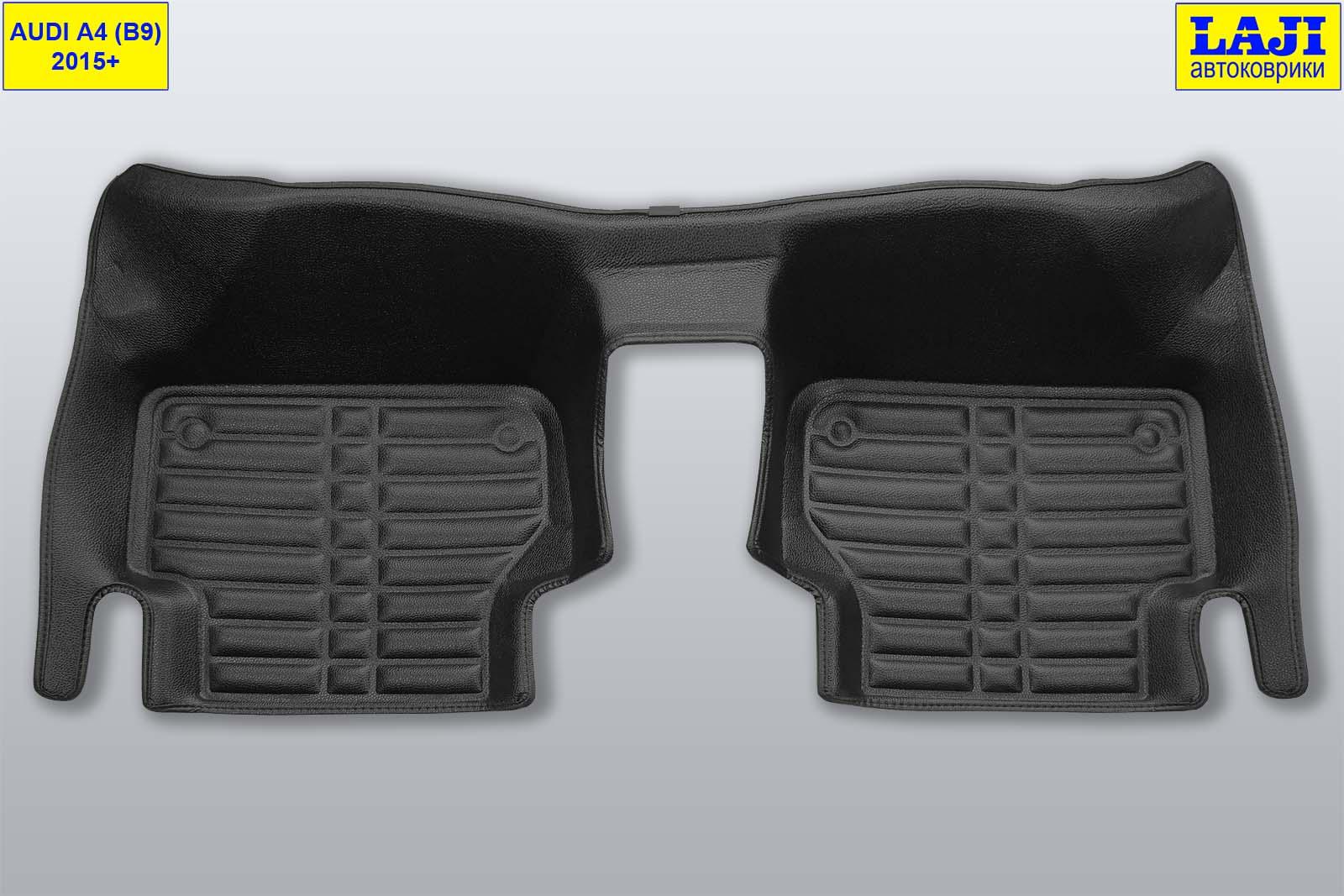 5D коврики для Audi A4 B9 2015-н.в. 9