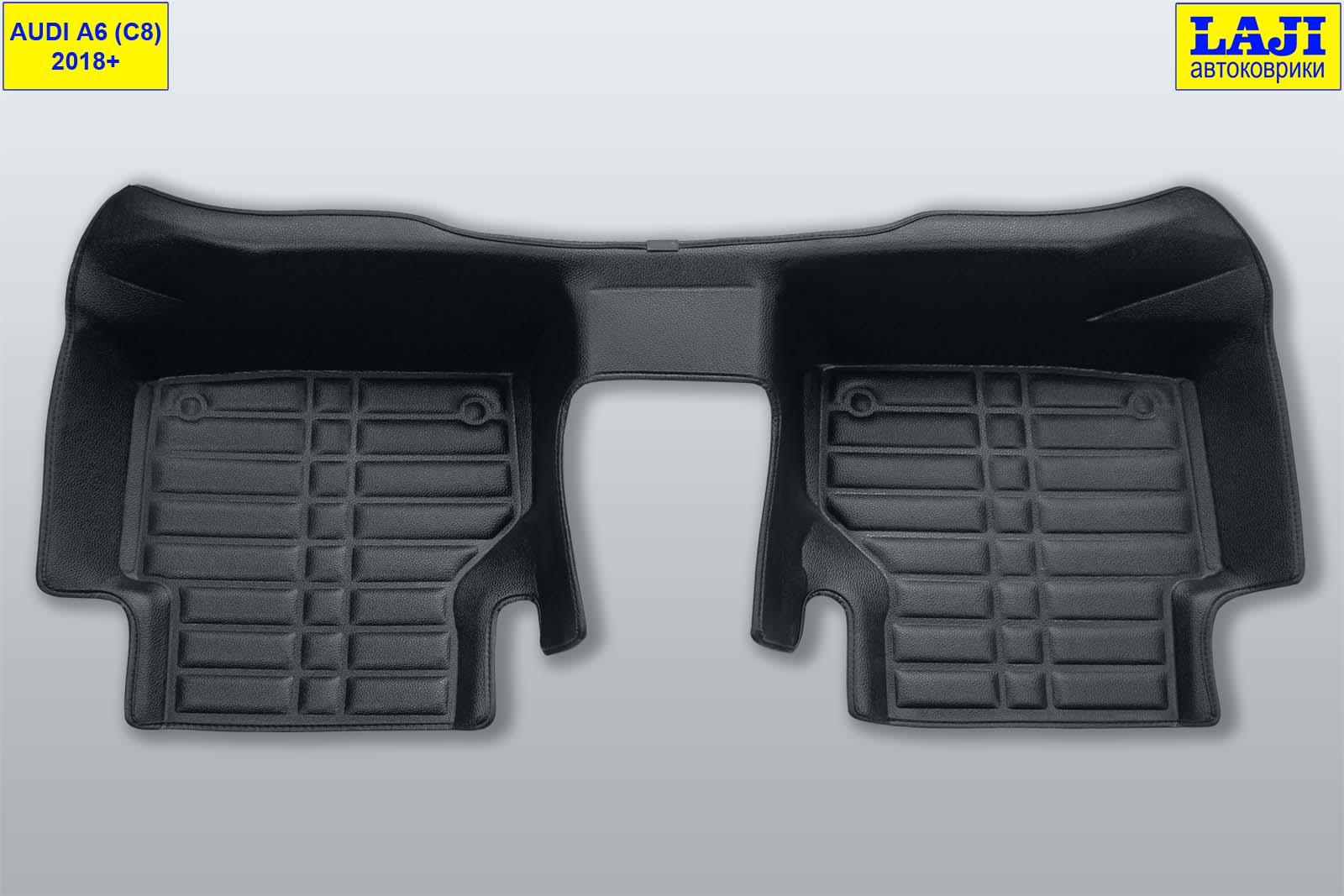 5D коврики для Audi A6 C8 2018-н.в. 10