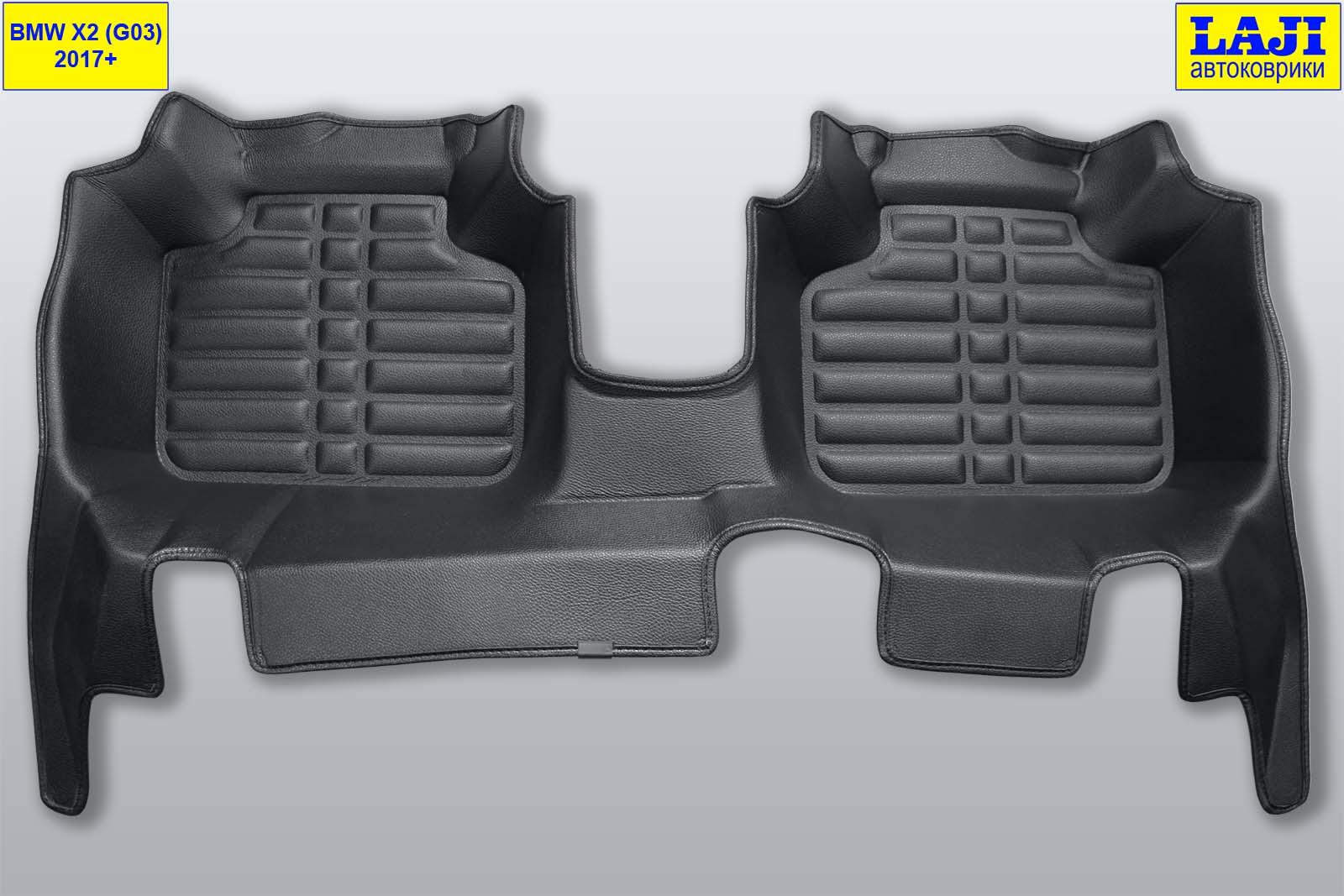 5D коврики в салон BMW X2 (G03) 2017-н.в. 10