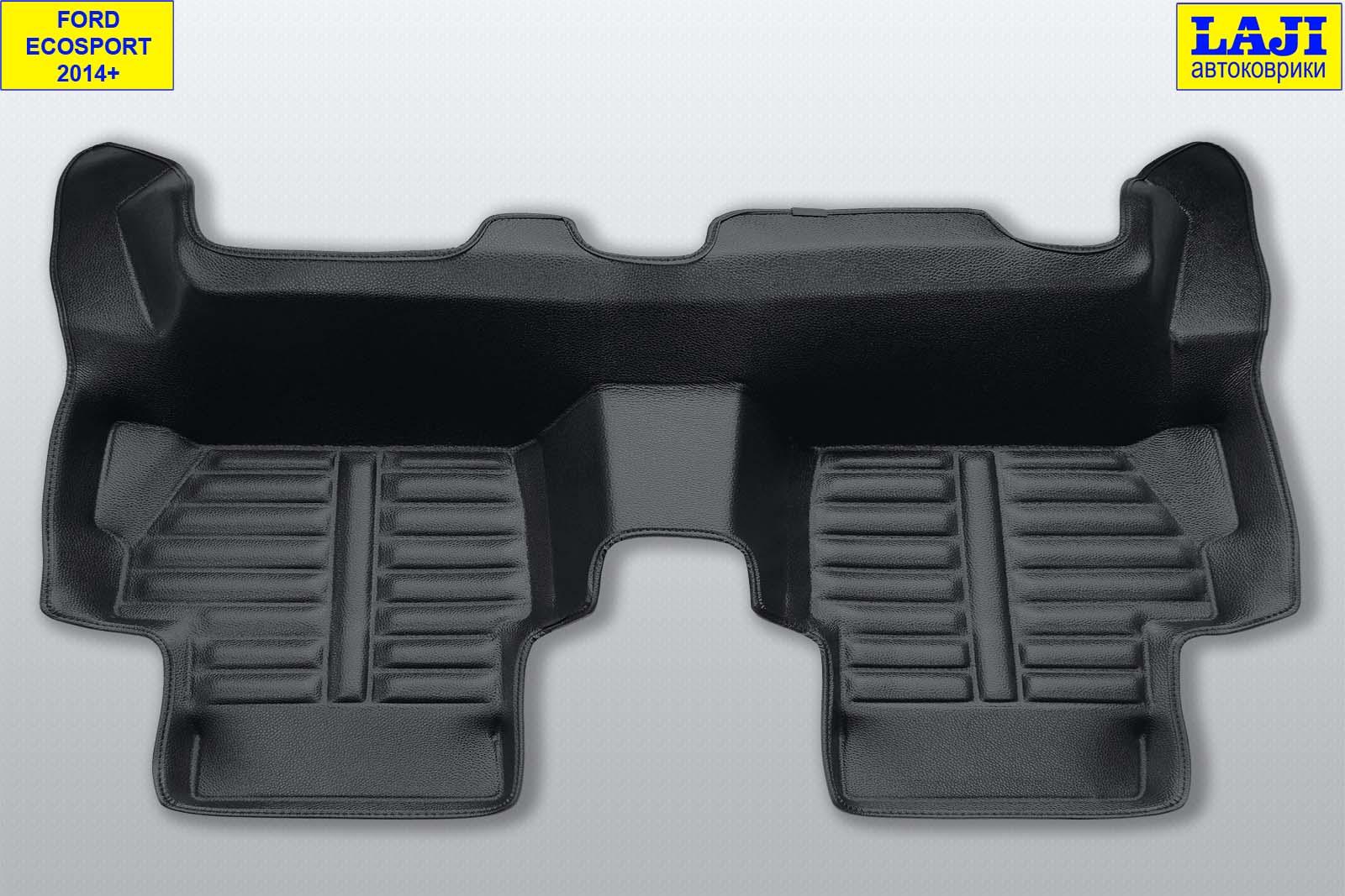 5D коврики в салон Ford Ecosport 2014-н.в. 9